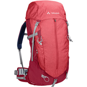 VAUDE Brentour 42+10 Sac à dos Femme, indian red